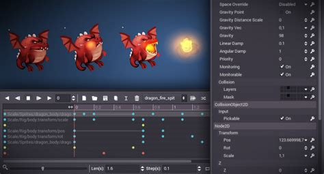 Godot Engine - Features