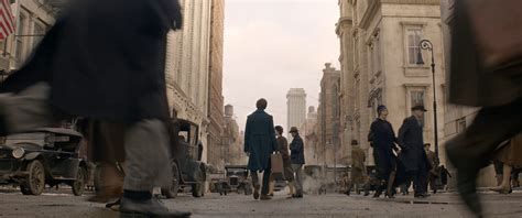 What New York City means to the cast of Fantastic Beasts