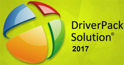 DriverPack Solution 2017 Software Free Download For Windows