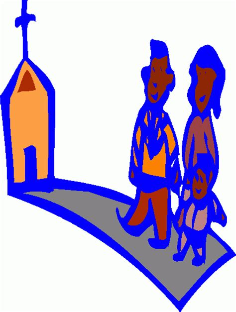 Family Going To Church Clipart – 101 Clip Art