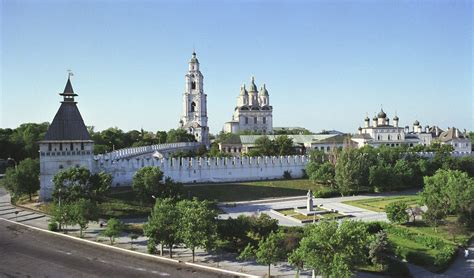 The Top 12 Things to Do in Astrakhan
