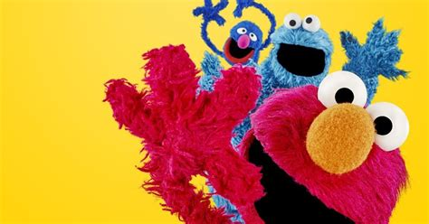 Free 'Sesame Street' Zoom Backgrounds Feature Cookie