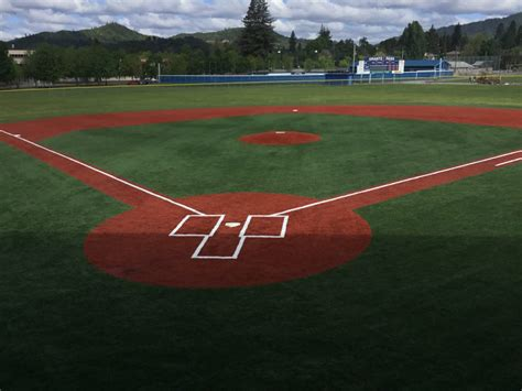 Grants Pass Hits it Out of the Park with Synthetic Turf
