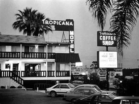 The Tropicana Motel's Totally Rocking Heyday - Los Angeles