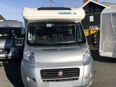 CHAUSSON WELCOME WS - Aveyron Camping Car