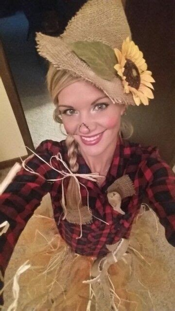 Halloween costumes scarecrow image by Cheyenne Lesser on