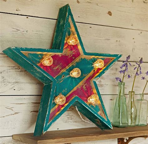 light up carnival star by argent and sable
