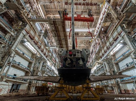 The Abandoned Soviet Space Centre Complete with Two