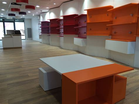 Magasin d'OptiqueEbénisterie Lyon – OneTwoTrees – Olivier