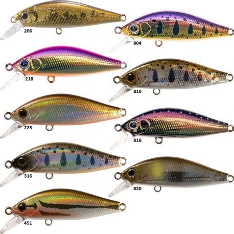 Zip Baits Rigge Flat 45 S - Fish In Golfe