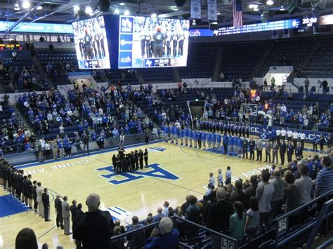 Clune Arena – Air Force Falcons | Stadium Journey