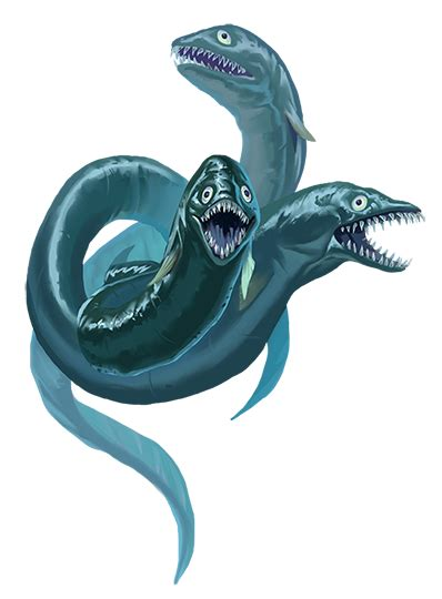 Electric Eel - Monsters - Archives of Nethys: Pathfinder