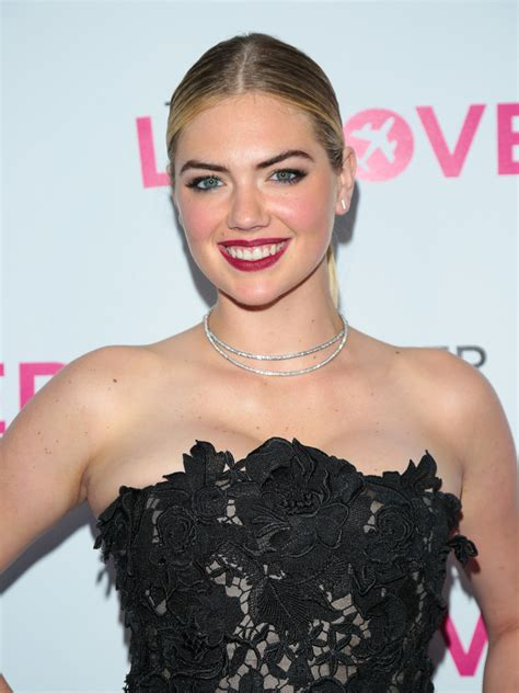Kate Upton Now - Celebrities Who Looked a Lot Different