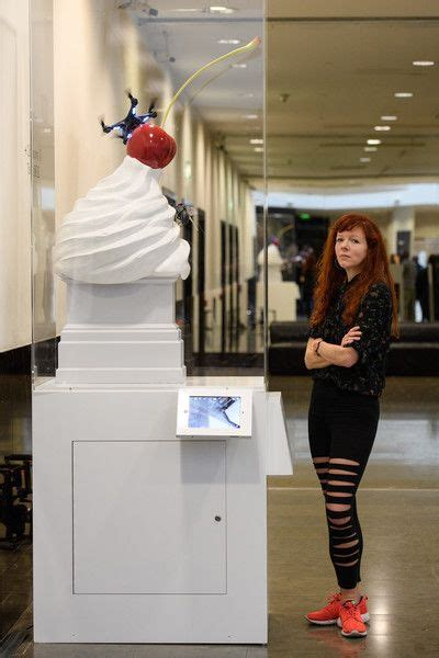 'The End' 2020 Fourth Plinth commission by Heather Phillipson