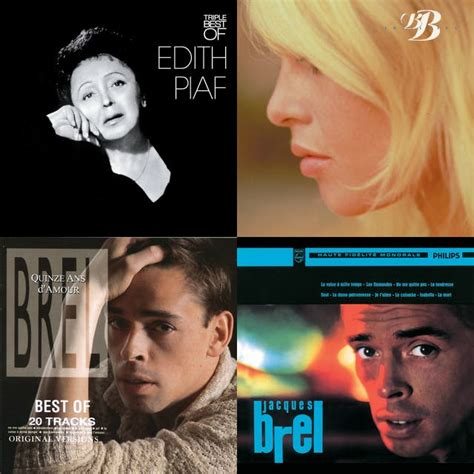 Chansons d'amour - French Love songs on Spotify