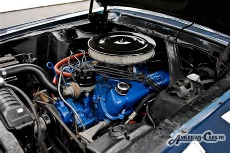 FORD MUSTANG 1968 CABRIOLET [Voiture d'importation