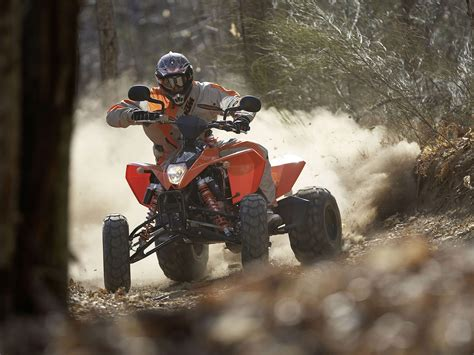 2010 KTM 525 XC ATV pictures and specifications