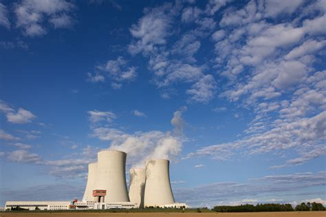 Nuclear Power Plant | Free Stock Photo | LibreShot
