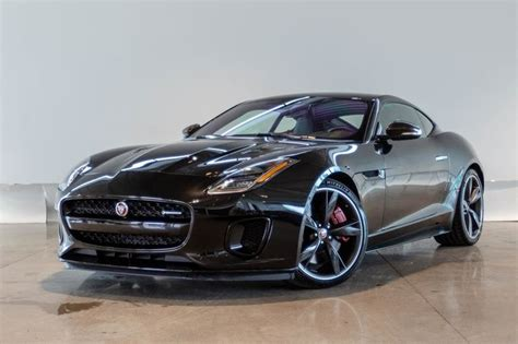 Pre-Owned 2019 Jaguar F-TYPE Coupe P380 R-Dynamic AWD (2