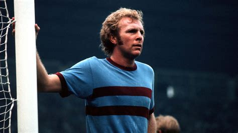 Bobby Moore to be honoured at London Stadium throughout