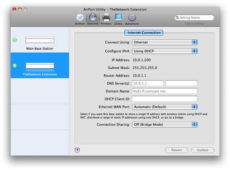 Extend Wireless Range with AirPort Extreme