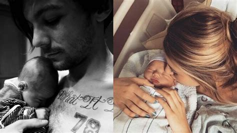 Louis Tomlinson's Baby's Name Confirmed!