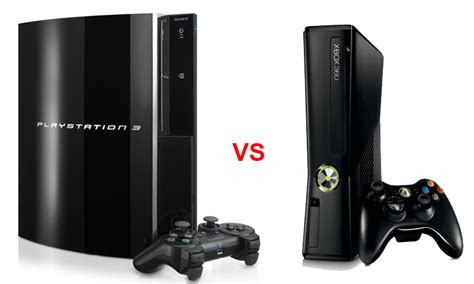PlayStation 3 and Xbox 360 exclusives Comparison
