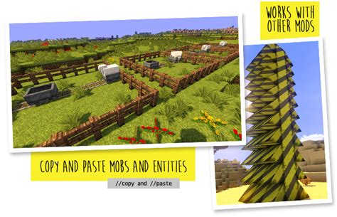 Overview - WorldEdit - Mods - Projects - Minecraft CurseForge
