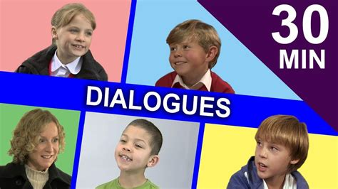 Everyday English Dialogues from Beginner to Advanced ESL