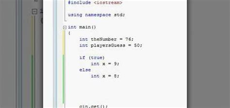 How to Use if/else statements in C++ « C++ :: WonderHowTo
