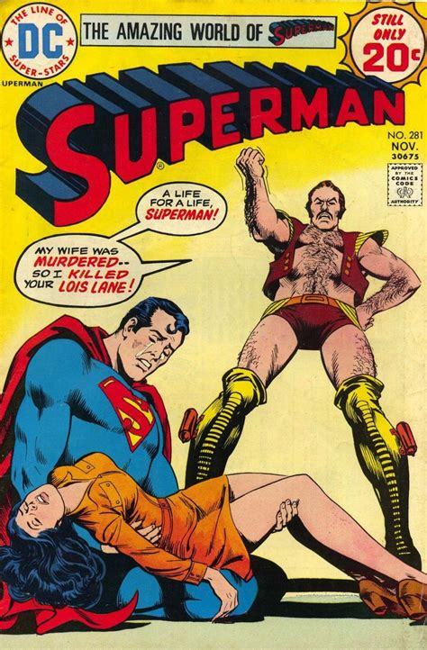 Lois Lane in the 1960s-70s: Superman's Helpless Half-Wit