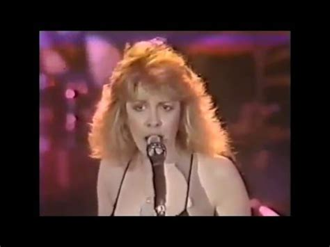 Stevie Nicks ( as stoned as it could be, LOL) - Stop