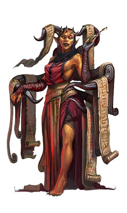 Phistophilus - Monsters - Archives of Nethys: Pathfinder
