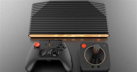 The Awesomely Retro 'Ataribox' Video Game Console Has New