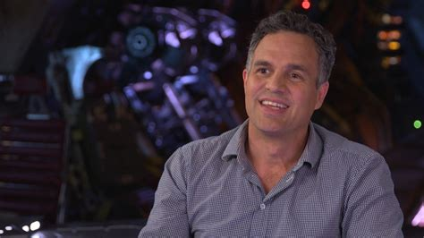 Mark Ruffalo Says Hulk Is Getting 'More and More Mature