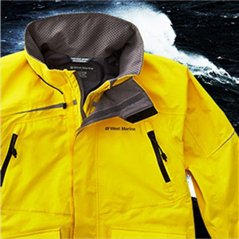Caring For Your Foul Weather Gear   West Marine