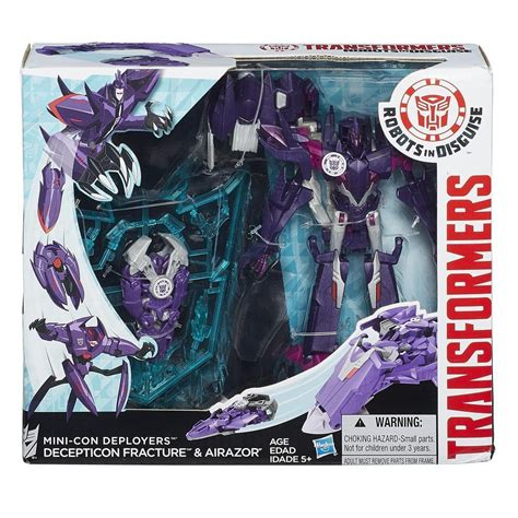 Official Pictures of Transformers: Robots in Disguise Mini