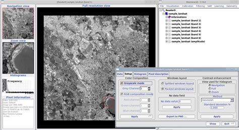 From GIS to Remote Sensing: Open Source Software for GIS