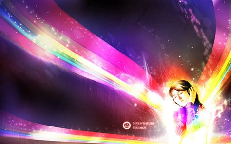26 Gorgeous Aurora and Color Spectrum Wallpapers - Hongkiat