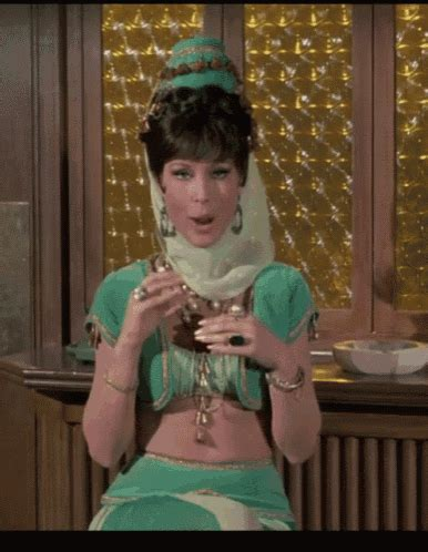 Jeannies Sister IDream Of Jeannie GIF - JeanniesSister