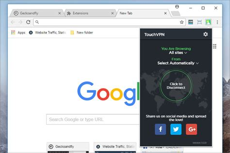 4 Free VPN Chrome Extensions To Bypass Censorship And