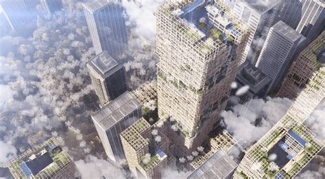 World's tallest wooden skyscraper to tower over Tokyo