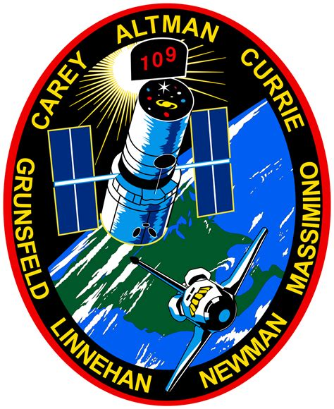 STS-109 - Wikimedia Commons