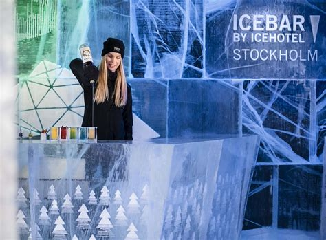10 Cool Ice Bars Where You Can Chill in the Summer Heat