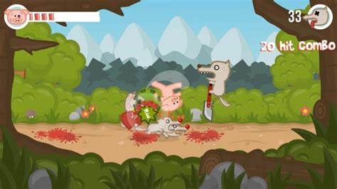 Iron Snout Is A Free Fighting Game Starring A Pig Who