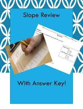 Slope Formula Review by Infinite Degree | Teachers Pay