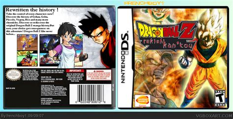Best Dragon Ball Z Games For Nintendo Ds   gamewithplay
