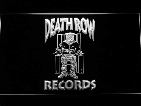 Death Row Records LED Neon Sign – SafeSpecial