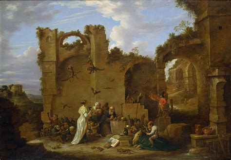 File:David Teniers, the Younger - The Temptation of St