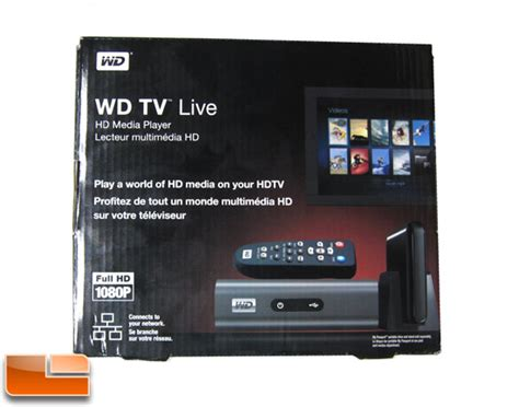 Western Digital WD TV Live HD Media Player - Page 6 of 6